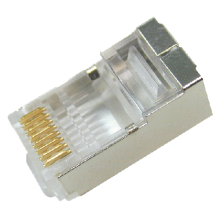 ABS Modular plug đầu RJ45 CAT.5e FTP shielded Albertsons ABSR45-05XXX