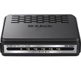 Switch D-Link 5 ports - DES 1005A