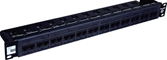 Patch Panel 24-port ADC Krone CommScope cat 5 UTP