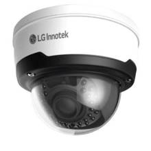 Camera IP 3 Megapixel Full HD IR Varifocal Vandal Proof Dome LG RNDF-BP02A