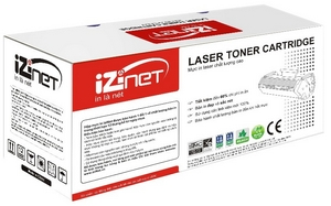 Mực IziNet 80A Black LaserJet Toner Cartridge