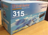 Mực ShineMaster 315, Black Toner Cartridge