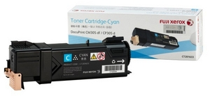 Mực in Fuji Xerox CP305D/CM305DF Cyan Toner Cartridge (CT201633)