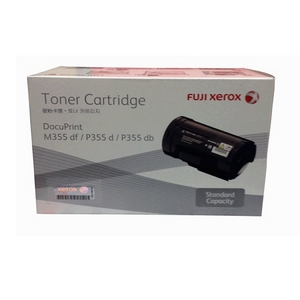 Mực in Fuji Xerox P355db, M355df, Black Toner Cartridge (CT201937)