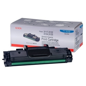 Mực in Fuji Xerox Phaser 3124 Black Toner Cartridge (CWAA0759)
